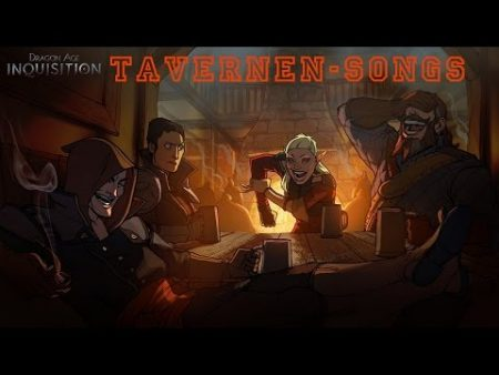 Dragon Age Inquisition - Tavern Songs German