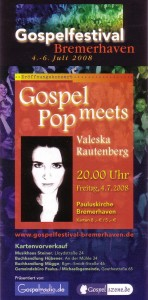 Concert Gospel Festival